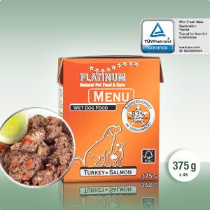 פלטינום אוכל לכלבים
